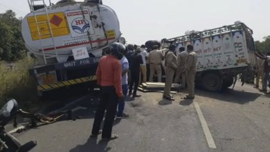 Road Accident in Kakori